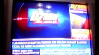 DZMM TeleRadyo Sign On (11/3/2014)