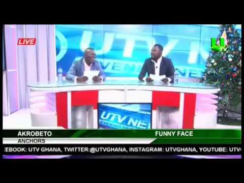 Akrobeto mimics Nana  Akufo Addo