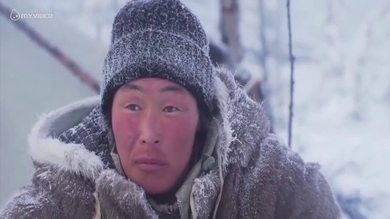 რეკორდული სიცივე დედამიწაზე