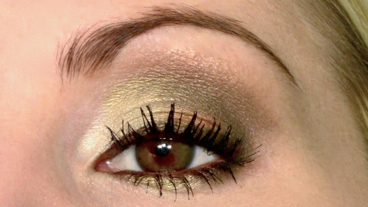 Maybelline Smokey Cinnamon Eyeshadow Tutorial Youtube