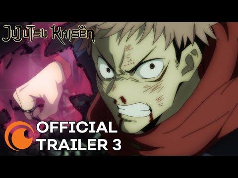 JUJUTSU KAISEN | OFFICIAL TRAILER 3