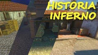 JAK ZMIENIAŁO SIĘ DE_INFERNO? - Historia Map #4   Mervo