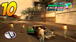 Grand Theft Auto Vice City Playstation 4 Gameplay - Part 10 - Gate Crashing A Funeral!