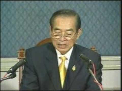 Thailand Coup d'état 2006