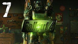 Прохождение Fallout 4 - Часть 7 Призыв к Оружию