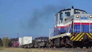 2018.2/14 鹿島臨海鉄道 臨港線 93レ