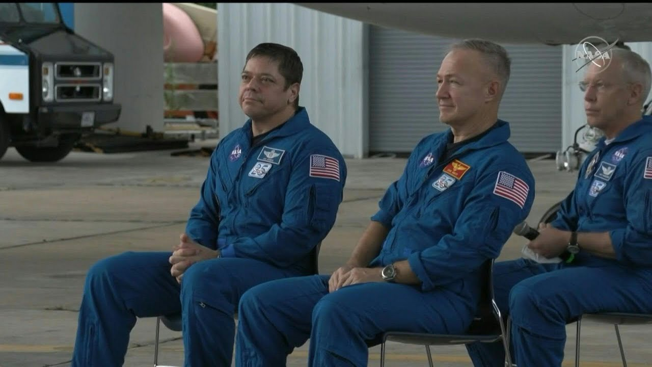 SpaceX brings NASA astronauts home safe in milestone mission | AFP - AFP News Agency