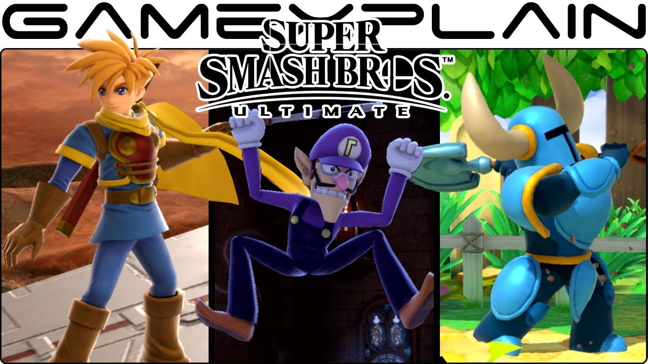 Super Smash Bros Ultimate All 59 Assist Trophies In Action Vloggest