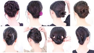 1 minute quick hairstyle/Chie's Hair Arrange