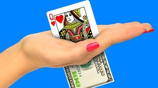 15 Tricks With Playing Cards / Magic Tricks Revealed