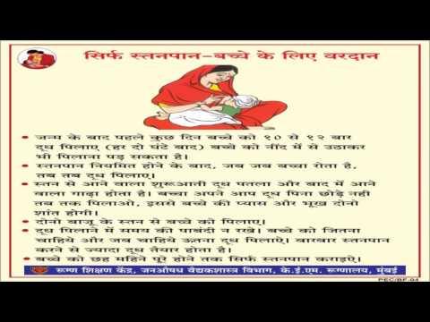 Breastfeeding Hindi Poster Youtube