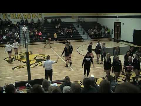 North Union vs Emmetsburg set 4 10/24/17