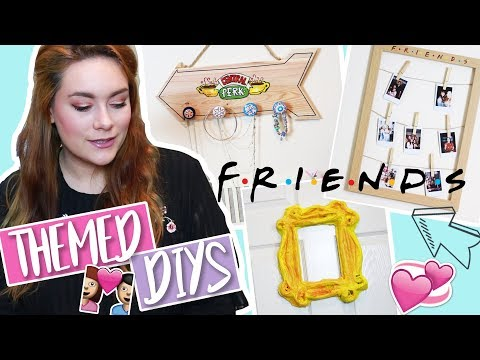 FRIENDS Themed DIYS You NEED To Try!