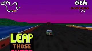 Big Red Racing - Leap Those Sheep (ft. the end of the world??)