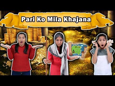Pari Ko Mila Lost Khajana /Treasure | Fun Video | Pari's Lifestyle