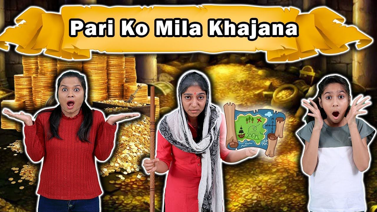 Pari Ko Mila Lost Khajana /Treasure | Fun Video | Pari's Lifestyle