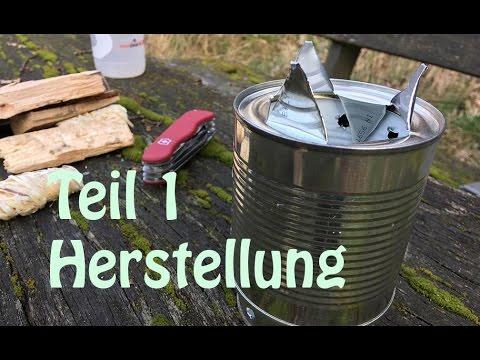Relativ Selber Bauen: Der einfachste Holzvergaser Teil 1 - Die Herstellung HH53