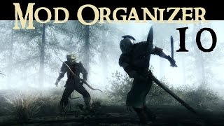 Mod Organizer #10 - Fores New Idles in Skyrim - FNIS