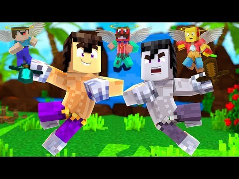 LOS NOOBS ENCUENTRAN A VEGETTA777 FALSO (MINECRAFT PVP)