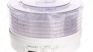 Как сушить овощи на сушилке для овощей и фруктов Galaxy GL 2633(Сушилка для овощей. Как сушить овощи в электросушилке. Сушим лук и кабачки для приправ. Объем сушки - 11 л..., 2015-10-05T15:06:54.000Z)
