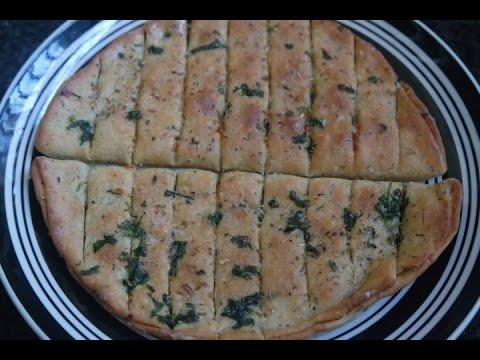 Dominos Style Garlic Bread / Garlic Bread