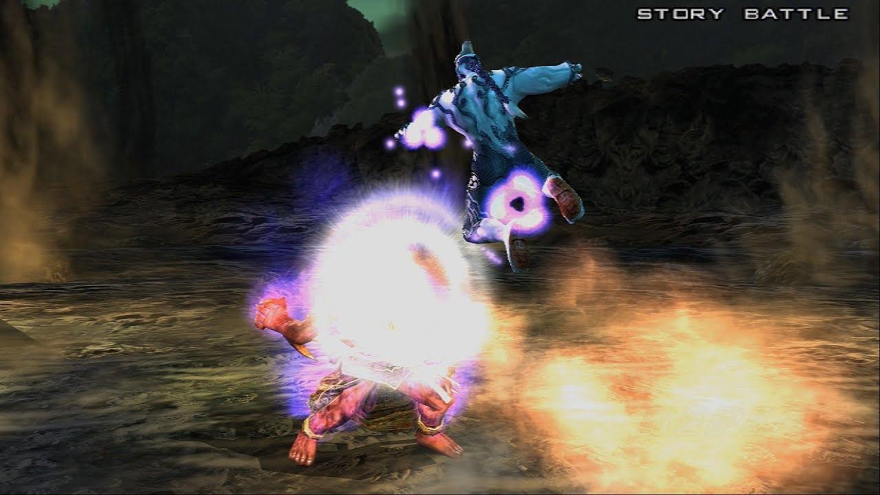[TAS] Tekken 5 - Raven