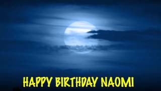 Naomi - Moons - Happy Birthday