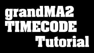 Usando REAPER +  GrandMA2 (TIMECODE)