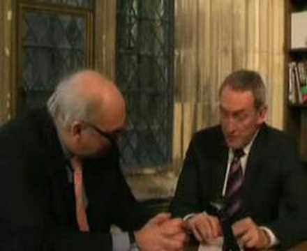 Derek Wyatt webcast with John Hutton on ASW