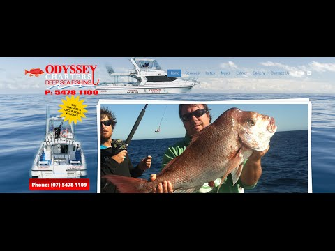 Odyssey Charters   REVIEWS   Mooloolaba   Sunshine Coast QLD Fishing Charters Reviews