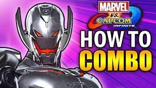 Video ULTRON Combo Guide - Marvel vs Capcom Infinite - Basic to Advanced! download MP3, 3GP, MP4, WEBM, AVI, FLV Januari 2018