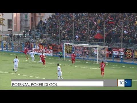 TGR Potenza-Pomigliano 4-1