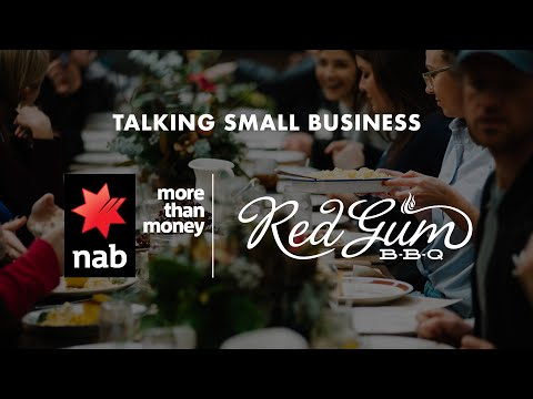 Red Gum BBQ & NAB Chat Small Biz
