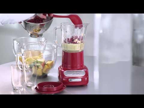 KITCHEN AID 5 KSB 555 Blender / Blender - Product video Vandenborre.be