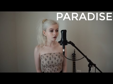 Paradise - Coldplay (Holly Henry Cover)