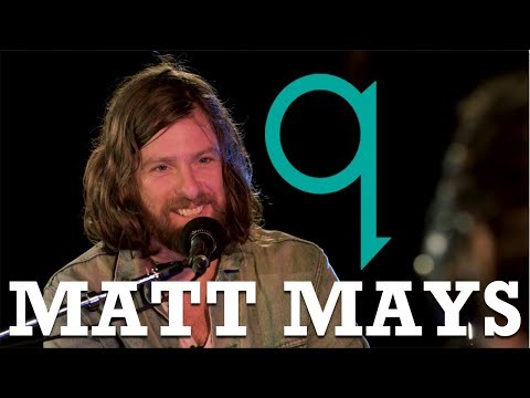 How Matt Mays channels pain and grief into heavy rock 'n' roll
