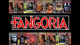 It Crept From the 80's: Fangoria Magazine Memories