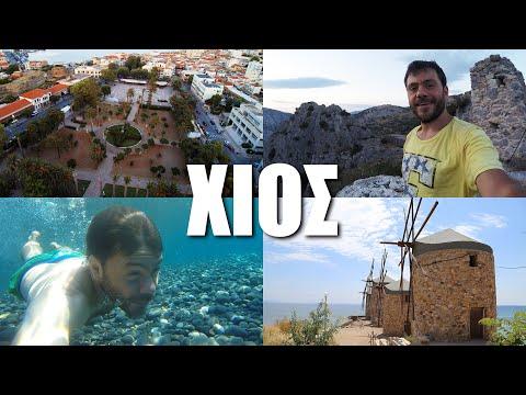 Happy Traveller στη XIO | Chios | Full