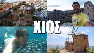Happy Traveller στη Xio   Chios   Full