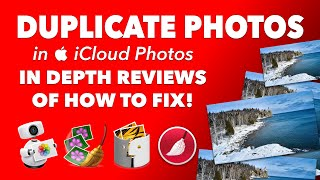 HOW TO DELETE DUPLICATE PHOTOS in Apple Photos - IN DEPTH review of software to FIX your Duplicates! screenshot 3