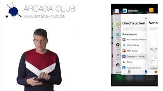 iOS 11: Tricksen mit der Dateien-App