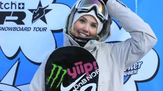 Slopestyle Finals with Silje Norendal at TTR Rip Curl Sista Sessions