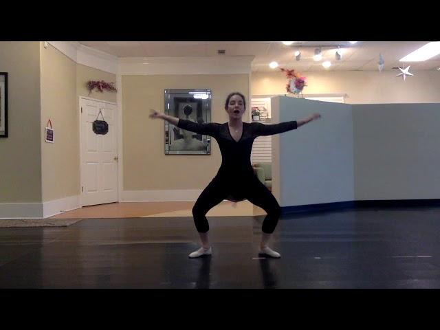 Miss Elizabeth Ballet II T/T 4:45 4/2   .... rest of class