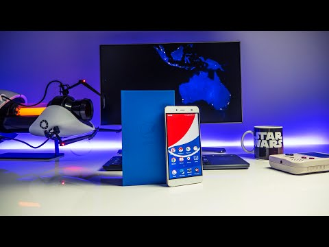 €85 Smartphone! | Pepsi P1S Review