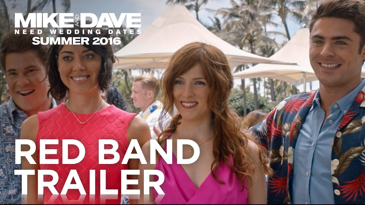 Mike & Dave Need Wedding Dates Online Movie Trailer