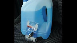Как заменить охлаждающую жидкость и датчик температуры ВАЗ 2109