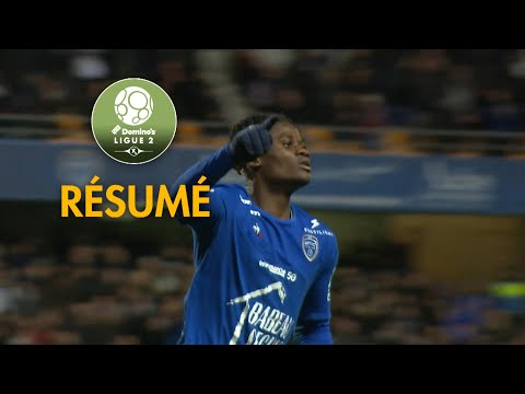 Troyes Auxerre Goals And Highlights