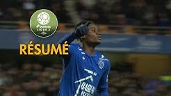 ESTAC Troyes - AJ Auxerre ( 3-1 ) - Résumé - (ESTAC - AJA) / 2019-20