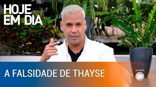 Viny aponta falsidade de Thayse e fala sobre brigas em A Fazenda