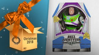 Perfect Buzz Lightyear Toys Kids Gift Ideas / Countdown To Christmas 2018 | Christmas Gift Guide